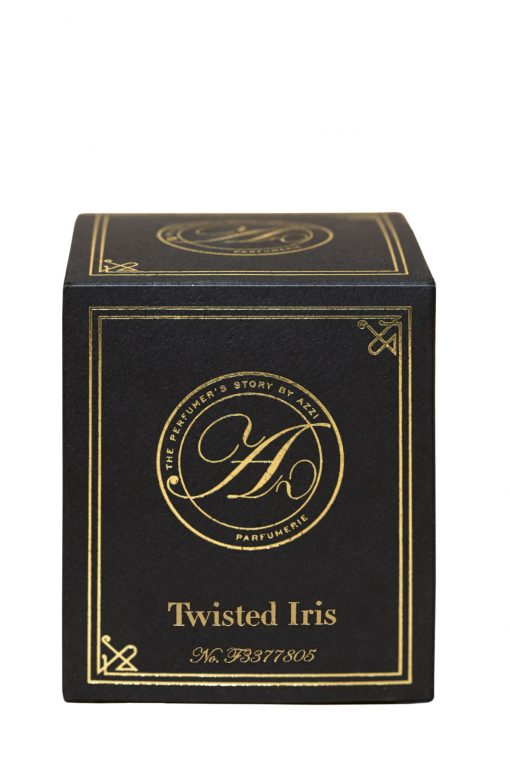 Twisted Iris Candle Box